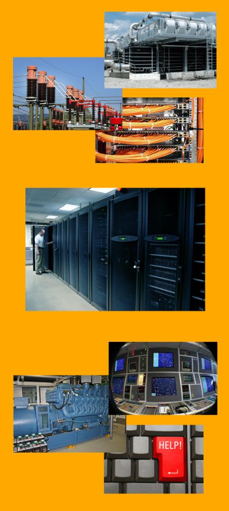 TIER4-Rechenzentren als Colocation-Standorte sind hochverfügbar, mehrfach redundant und gut abgesichert