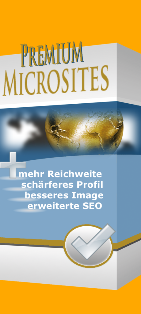 MicroSites wirken via SEO positiv auf Reichweite und Image