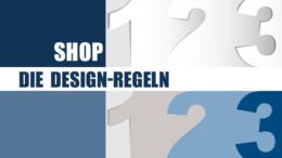 Die fün wichtigsten OnlineShop-Design Regeln