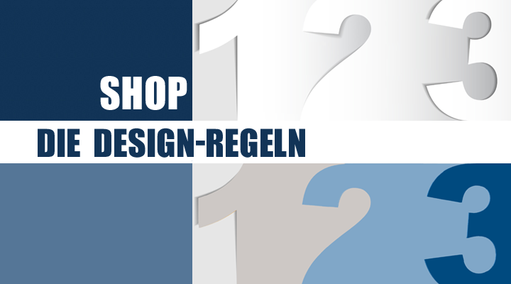 F nf wichtige regeln der onlineshop gestaltung good to for Outlet design online